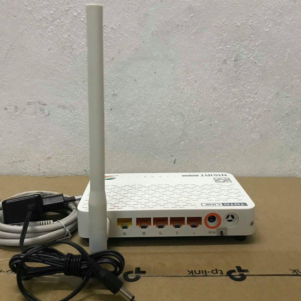 Router totolink n151rt 150Mbps