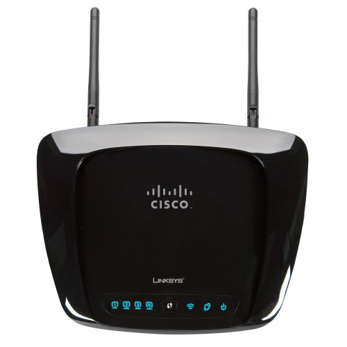 Router wifi Linksys WRT160NL