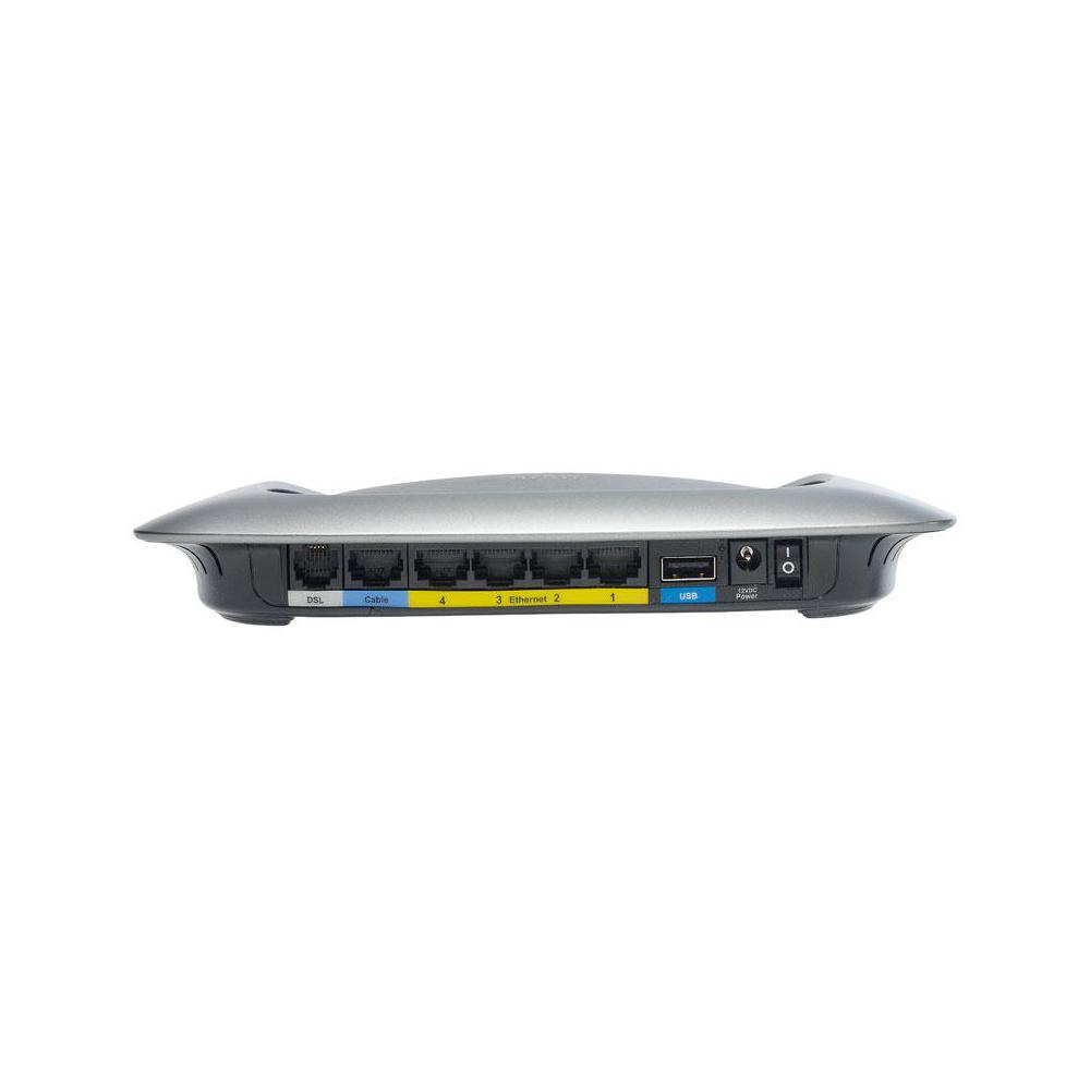 LinkSys X3000 ADSL2+ 4 Port Ethernet - Wireless chuẩn N