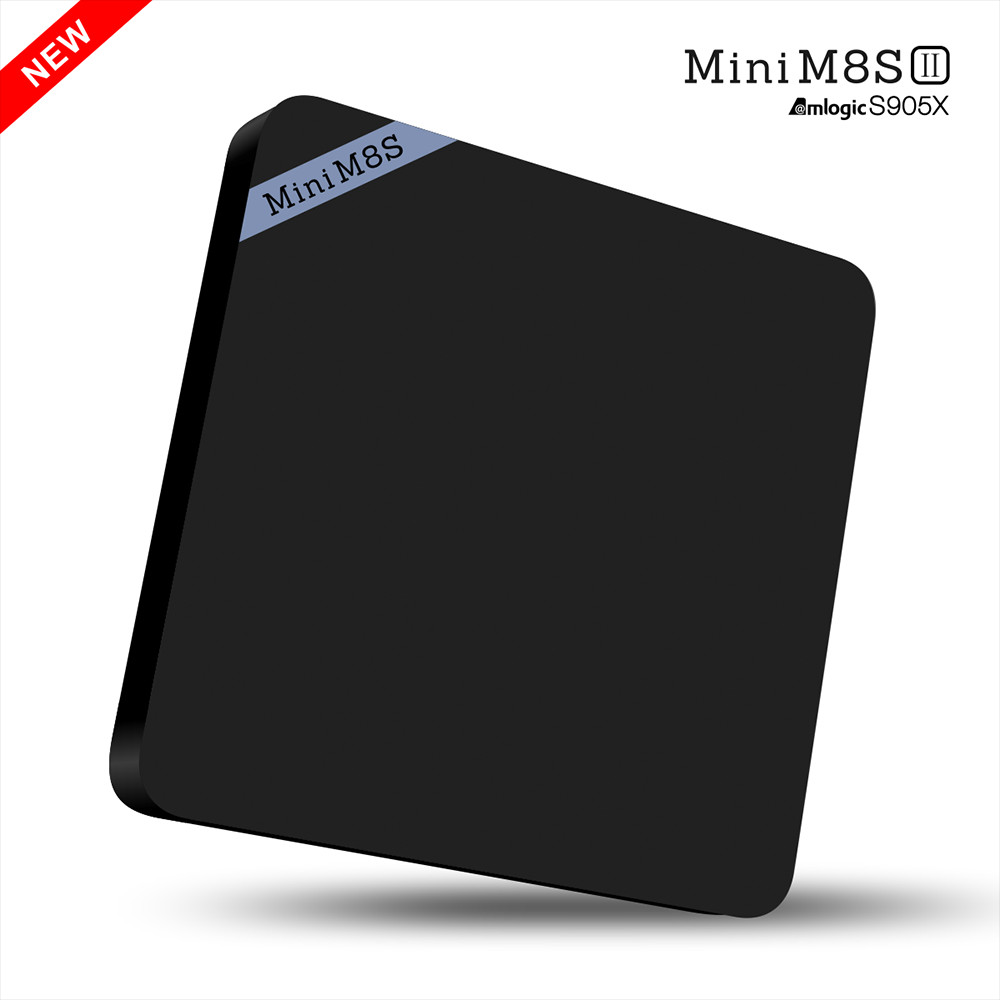 Android TV Box Mini M8S II