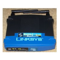 Router Linksys WRT54GS