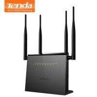 Router Wifi Tenda FH365 - 4 Anten, Công Suất Cao, Xuyên Tường Mạnh Và Có Chức Năng Repeater