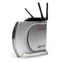Buffalo AirStation Nfiniti Wireless Router & Access Point WZR-G300N