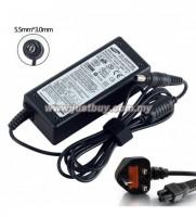 Adapter Sạc Laptop Samsung Model API1AD02 AD-6019 19v-3.16A