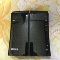 Router Buffalo WZR-600DHP Dual-band 600Mbps Hight Power Gigabit